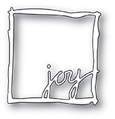 94094 Joy Journal Frame craft die