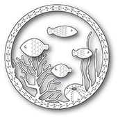 94224 Underwater Scene craft die