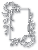 94247 Rose Flower Frame craft die