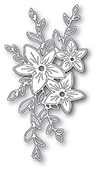 94248 Sketch Flower Spray craft die