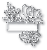 94259 Antique Garden Label craft die