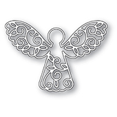 94281 Gilded Angel craft die
