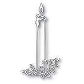 94288 Gilded Taper Candle craft die
