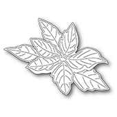94296 Ruffled Poinsettia craft die