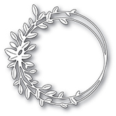 94305 Jovial Wreath craft die