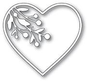 Memory Box Berry Branch Loving Heart