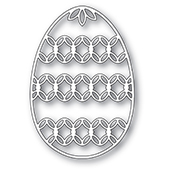 94425 Emmaline Egg craft die