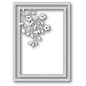 94427 Cherry Blossom Frame craft die