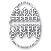 94428 Lacework Egg craft die
