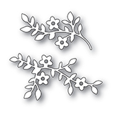 94434 Cherry Blossom Branches craft die