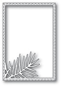 94483 Pointed Pine Needle Frame craft die