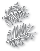 94487 Pointy Pine Needle Sprigs craft die