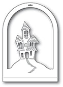 94508 Haunted House Dome Layer craft die