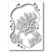 94562 Bubble Coral Collage craft die