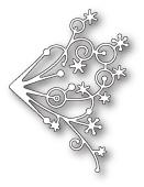 98238 Snowflake Corner craft dies