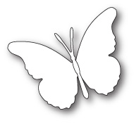98264 Darla Butterfly craft dies