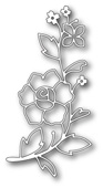 99405 Sketch Rose Branch craft die