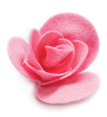 99421 Plush Classic Rose craft die