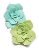 99429 Plush Narrow Succulent craft die