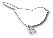 99444 Elodee Bird Background craft die