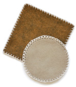 99516 Plush Coaster Set craft die