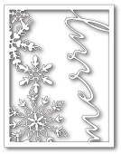 99535 Oh So Merry Frame craft die