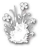 99662 Bunny Silhouette craft die