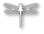 99753 Dainty Dragonfly craft die