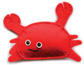 99764 Plush Cute Crab craft die
