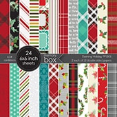 PP1001 Dashing Holiday 6x6 pack