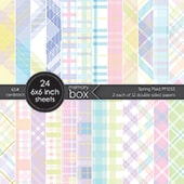 PP1012 Spring Plaid 6x6 pack