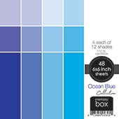 SP1005 Ocean Blue 6x6 pack