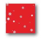 Cranberry Snow Cardstock