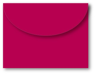 40035 Raspberry envelope pack