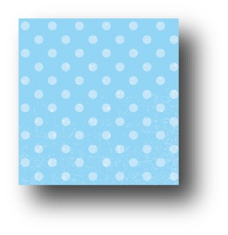 77881 Bluebird distressed dots pattern