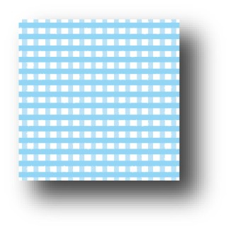 77883 Bluebird gingham pattern