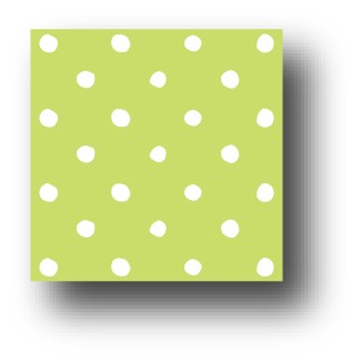77898 Key Lime dots pattern