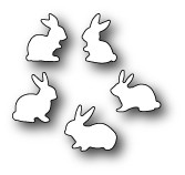 99105 Baby Bunnies craft dies