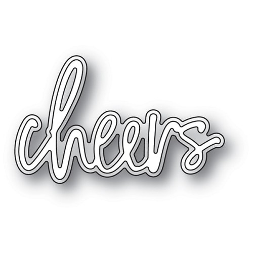 94075 Cheers Jotted Script craft die
